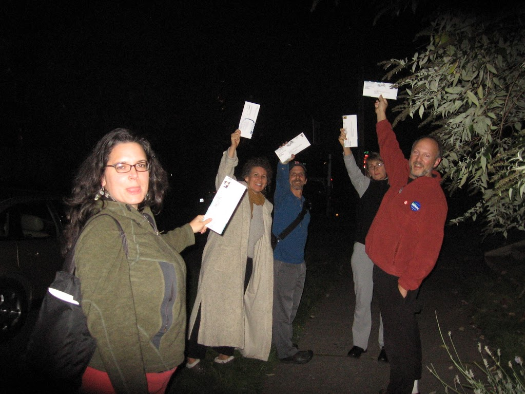 Voting Party 2008