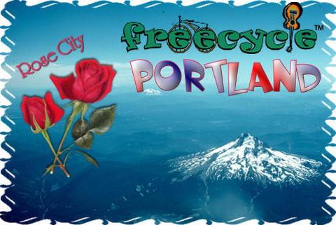 Freecycle Portland