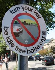 Be Idle Free Boise