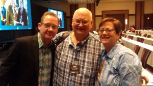 Ron Cates, fellow ALE - Don Richardson, and Gail Goodman, the CEO of Constant Contact. learn more about Don @ http://www.digitalpopcorn.net/