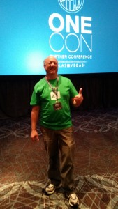 Albert at #OneCon2015 - training videos