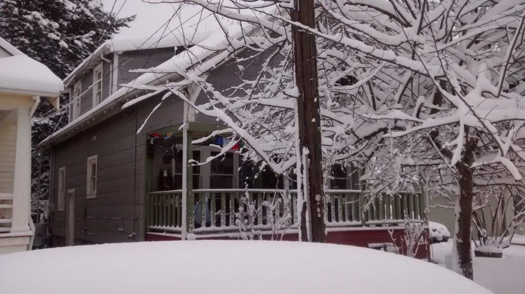 Scooterville Snowlandia