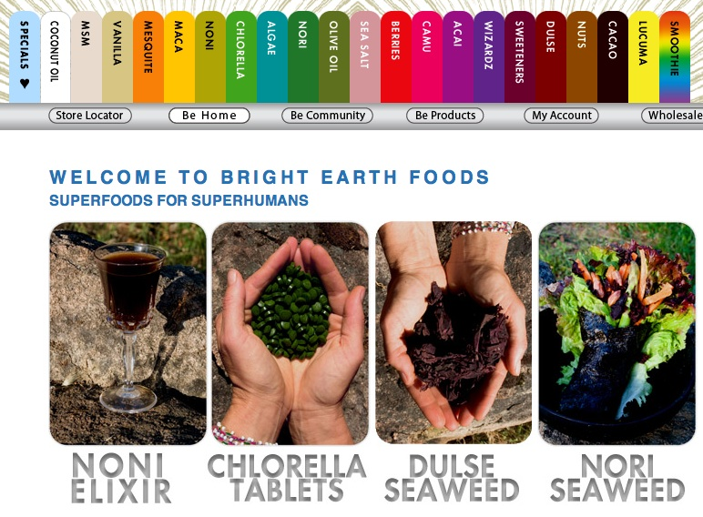Bright Earth Foods