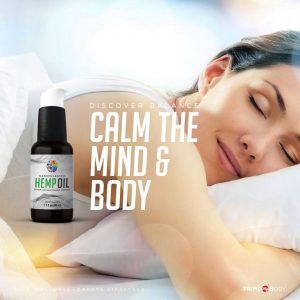 Prime My Body Hemp CBD Oil