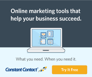Try Constant Contact Free for 60 Days