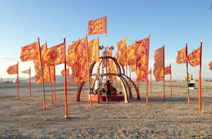 Playastan Crossroads - Burning Man