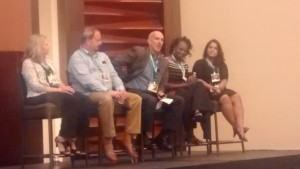 A great panel with Michael Katz discussing good clients and how to keep them. Bad clients and how to fire them :)