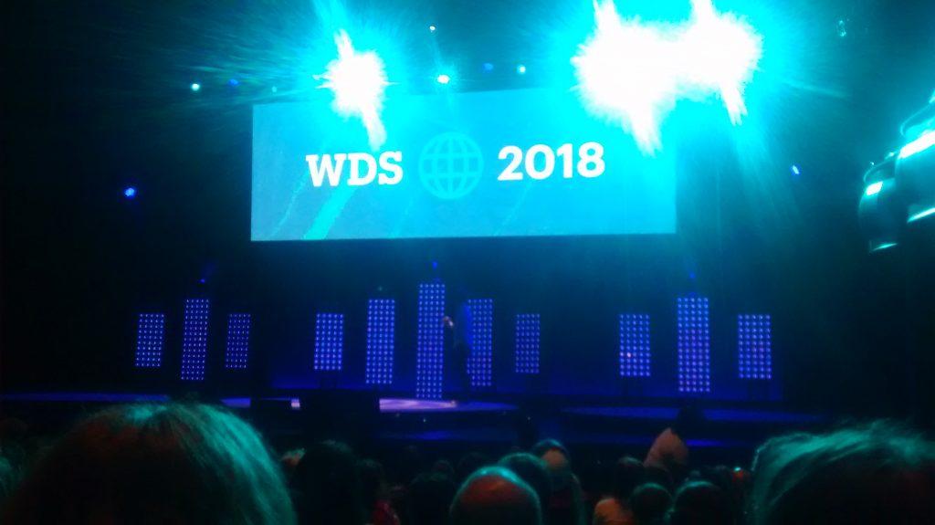 #wds2018